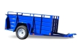 Rental store for TRAILER, UTILITY,5 X10 ,1AXLE in Elk Grove CA