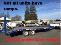 Rental store for TRAILER, DECKOVER, 2 AXLE in Elk Grove CA