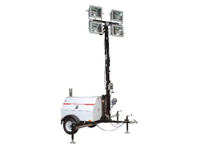 Rent your light tower, light rental, equipment rental, lighting, construction light, freeway light